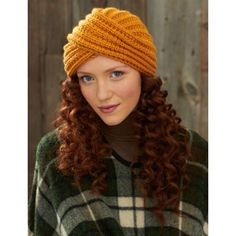Turban Twist Hat in Bernat Satin. Discover more Patterns by Bernat at LoveCrafts. From knitting & crochet yarn and patterns to embroidery & cross stitch supplies! Shop all the craft materials you need to start your next project. Crochet Turban, Crochet Beanie, Crochet Scarves, Knitted Hats, Knitting Patterns Free, Free Knitting, Crochet Patterns, Free Pattern, Hat Patterns