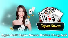 Judi capsa susun online uang asli - Dewasa ini memang bermain judi di Indonesia menjadi lebih mudah. Tentu saja ini dikarenakan sekarang ini