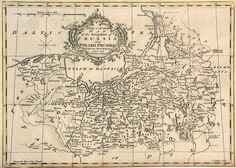 Prussia. I love old maps.