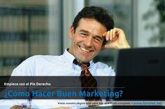 Como Hacer Buen Marketing?