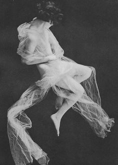Erwin Blumenfeld, Diaphanous, 1938 on ArtStack #erwin-blumenfeld #art