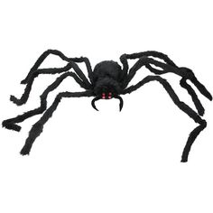 LED Creepy Spider Halloween Decoration Reviews ($59) ❤ liked on Polyvore featuring home, home decor, holiday decorations and halloween home decor