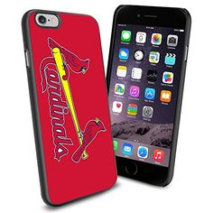MLB ST Louis Cardinals Baseball, Cool iPhone 6 Smartphone Case Cover Collector iPhone TPU Rubber Case Black 9nayCover http://www.amazon.com/dp/B00UKOQZ64/ref=cm_sw_r_pi_dp_0Qpsvb0RCMPB5