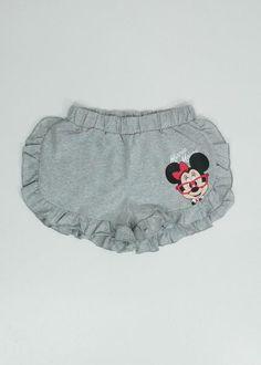 กางเกงขาสั้นเด็ก มิกกี้เม้าส์ Mickey - Kid Shorts Weaving For Kids, Mickey Y Minnie, Kids Shorts, Boho Shorts, Freeze, Shirts, Clothes, Collection, Women