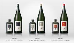 霧島のプレミアム芋焼酎・吉助 グラフィカルな模様と筆文字いいね。 Beer Packaging, Beverage Packaging, Label Design, Package Design, Japanese Packaging, Chinese Design, Wine And Beer, Bottle Labels, Liquor