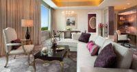 Hotel Michael Deluxe Premium Suite Living Room
