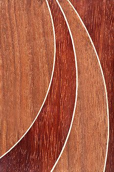 Donald  Erickson - Wood Grain Texture Background