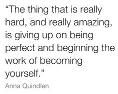 Perfect quote for this moment