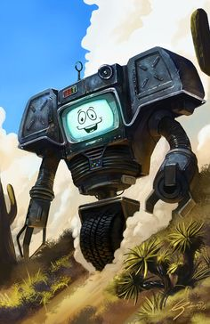 Fallout New Vegas: Yes Man by Emortal982.deviantart.com on @DeviantArt