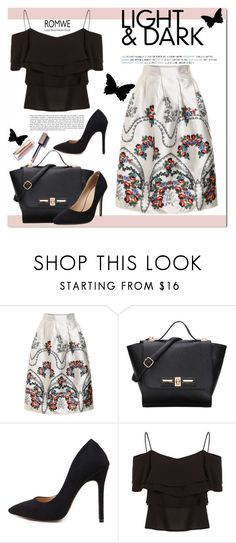 """""""ROMWE"""" by adanes ❤ liked on Polyvore featuring vintage, romwe and polyvoreeditorial"""