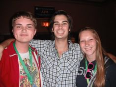 Parker, Joey Richter, and I - Apocalyptour May11th