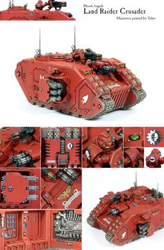 Warhammer 40k Blood Angels, Gw, Emperor, Raiders, Miniatures, Models, Games, Gallery, Templates