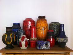 West germany ceramics