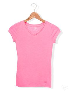 Very Favorite V-Neck Tee | Justice