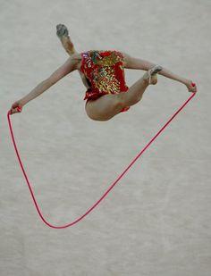 Headless Rhythmic Gymnasts