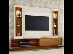 💗 Best Modern TV Cabinet Design for Living Room/Bedroom on wall 2019 Modern Tv Cabinet, Modern Tv Wall Units, Tv Cabinet Design, Tv Wall Design, Tv Unit Design, Tv Design, Design Ideas, Tv Stand Modern Design, Tv Stand Designs