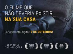 Filme sobre Olavo de Carvalho terá versão estendida com 15 minutos extras – Boletim da Liberdade