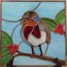 Art: Robin Redbreast #3 by Artist Linda J. McGarvey