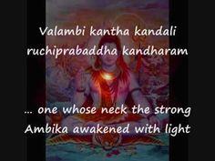 Hymn with English subtitles - Shiva Tandava stotra - Ravana's great comp...