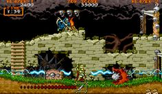 Bespoke Arcades delve into the history of Ghouls n' Ghosts, Altered Beasts and Assault as we continue our Early Arcade History blog series...