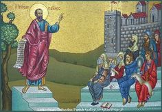 The Church in the Bible and The Church After the Bible are a pair of talks by Fr. Andrew Stephen Damick examining what the Church looks like inside the pages of the Holy Scriptures and also in the … Nicene Creed, Early Church Fathers, San Pablo, Worship God, Orthodox Icons, Pope Francis, Epiphany, Christen, Christian Art