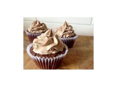 Recipe Chocolate Mud Cupcakes by MrsGeordie, learn to make this recipe easily in your kitchen machine and discover other Thermomix recipes in Baking - sweet. Thermomix Cupcakes, Thermomix Desserts, Sweets Recipes, Cupcake Recipes, Cooking Recipes, Yummy Recipes, Recipies, Cake Pops, Chocolate Swiss Meringue Buttercream