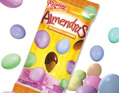 Mexican Candy, Chocolate, New Work, Packaging, Candies, Behance, Check, Candied Almonds, Proposal