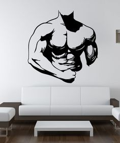 Vinyl Wall Decal Sticker Ripped #OS_MB762 | Stickerbrand wall art decals, wall graphics and wall murals.