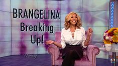"Wendy Williams happy over Brad Pitt and Angelina Jolie divorce   Wendy Williamsis apparently happy about Angelina Jolie and Brad Pitt's impending divorce saying it served Angelina right for stealing Brad from Jennifer Aniston. Insisting it was karma. This was what she said on her show on Wednesday while gloating. She said:  ""Well Angelina considering how you met Brad I am sure that you are having plenty of sleepless nights because how you get them is how you lose them. Im just saying.""  ""I…"