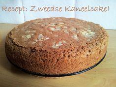 Baking Recipes, Cake Recipes, Snack Recipes, Dessert Recipes, Desserts, Dutch Recipes, Pie Cake, No Bake Cake, Boterkoek Recipe