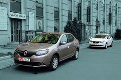 Тест-драйв Renault Logan: парный кастинг. В условиях кризиса бюджетные автомобили чаще обращают на себя внимание. Наш квартет экспертов высказал свое мнение о самой доступной модели Renault в Украине.