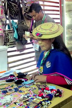 Native American Tribes, South America, Fashion, Colombia, Community, Scouts, Faces, Events, Moda