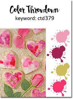 Color Throwdown: Color Throwdown #379