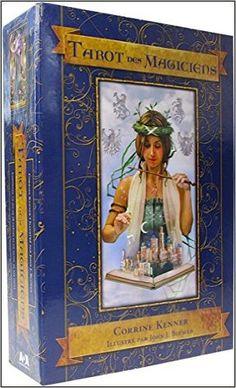 Amazon.fr - Tarot des Magiciens - Corrine Kenner - Livres
