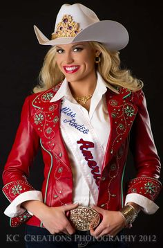 D'Anton Leather Rodeo Queen Gallery featuring genuine leather