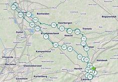 Uitstap van de week: fietsen door de Dijlevallei - Libelle Greenwich Village, Homeland, Trekking, Belgium, Road Trip, City, Travel, Christ, Cycling