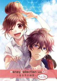 # Honeyworks # Manga