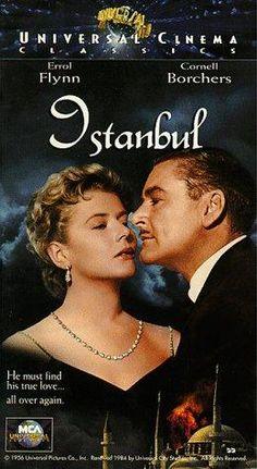 Istanbul 1957di da Joseph Pevneycon Errol Flynn e Cornell Borchers.