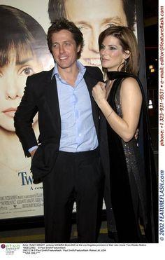 Hugh Grant Ellen Greene, Two Weeks Notice, Hugh Grant, Little Shop Of Horrors, Celebrity Pics, Sandra Bullock, Series Movies, Celebs, Celebrities
