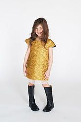 Madi Dress es es kids - #neoprep if I ever saw one #metallic