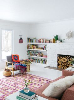 A Cheery Midwestern Home Dedicated to Keeping Spirits High