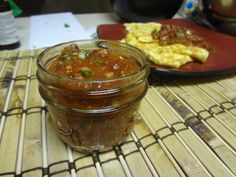 What's the Mudder with you? How To Make Salsa, Salsa Recipe, Thursday, Brunch, Homemade, Easy, Recipes, Food, Sauces