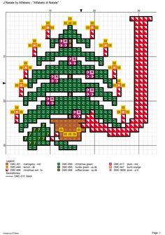 Alfabeto di Natale: J