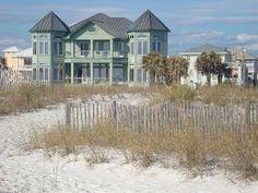 Designer+Beachfront+Home+ Pensacola