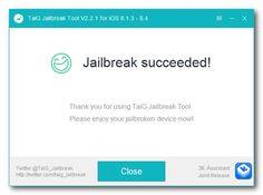 How to Jailbreak Your iPad Air 2, Air, 4, 3, 2, Mini Using TaiG (Windows) [iOS 8.4] - http://iClarified.com/50191 - Instructions on how to jailbreak your iPad Air 2, iPad Air, iPad 4, iPad 3, iPad 2, iPad mini 3, iPad mini Retina, and iPad mini on iOS 8.1.3 to iOS 8.4 using TaiG for Windows...