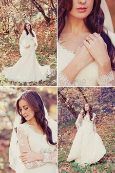 Magnolia Rouge: Bridal Shoot by Stephanie Sunderland