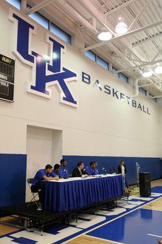 UK Photos - Kentucky Basketball News Conference - Zimbio