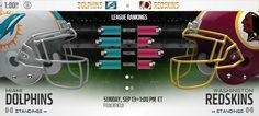 Watch redskins vs. browns Live Stream | Schedule, TV Broadcast, Roster, Score, Ticket