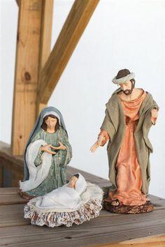 Holy Family, Set of 3