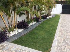 Jardin de style Moderne par Beatrice Perlac - Adarve Jardines